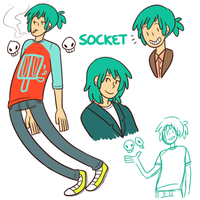 SOCKET by raintie