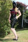 Latex Model Outdoors V by LatexModel