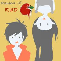 Shades of Red by angel-oni13