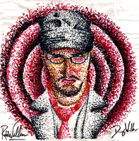 That Guy With the Pointillism by kelvin8