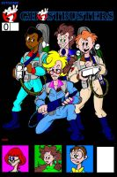 Ghostbusters 2 No.0 by Ectozone