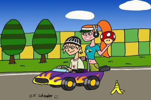 Jude and Starr Double Dash by DJgames