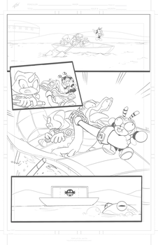 IDW tryout page 3 by Gigi-D