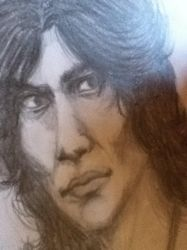 Richard Ramirez by Alexxh