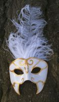 African Prince Mask by Draikairion