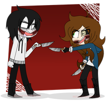 [Creepypasta]- Fight Till Death  by XxSunsetShimmer23xX