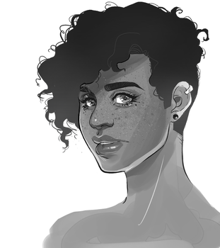 Riri Williams by kettlebean
