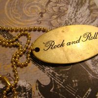 Victorian Rock n Roll Necklace by Om-Society
