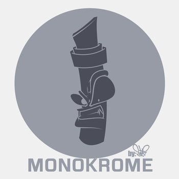 MONOKROME logo re-do Pt.2 by SektrOne