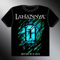 LAHANNYA - Sojourn T-Shirt Model by stan-w-d