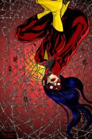 Frank Cho's Spider Woman by THE-Darcsyde