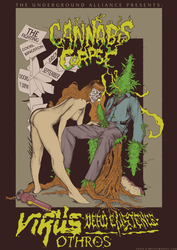 Cannabis Corpse by muffocation
