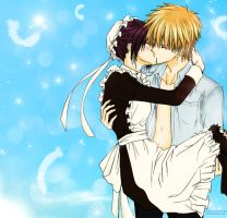 Usui y Misaki capitulo 78 by akumaLoveSongs