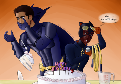 Happy Birthday to these Scorpios by Amateur-Aery