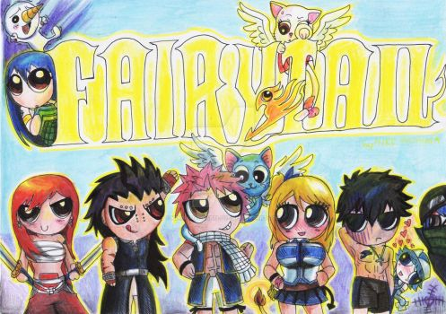 Fairytail by mdragonheartlove