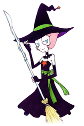 Pearl - Bewitching by SketchMeNot-Art
