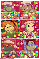 Christmas Icons Batch 1 by Shellsweet