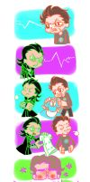 The Avengers-science bros by innocence777