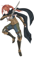Aria - Fire Emblem Awakening by NarutoLover6219