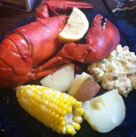 More lobster by LotusFoxfire
