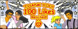 100 Likes Reached On My FB Page!!! by sthaque