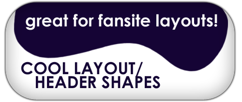 Cool Layout-Header Shapes by NevsArt