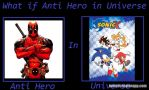 What if Deadpool was in sonic x by fartgod138