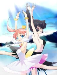 Princess TuTu and Princess Kraehe by kappateki
