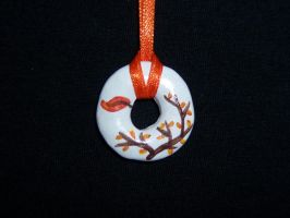 Circle of Autumn Necklace by summermagic