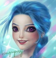 jinx by hongagany