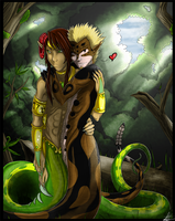Naga Love by shorty-antics-27