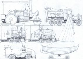 TTTE #20: Miscellaneous Engines - 3 by Blue-J-Art