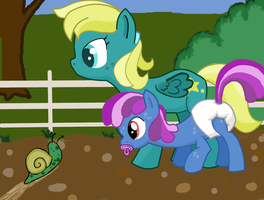 confusion ensues mlp fim by toddlergirl