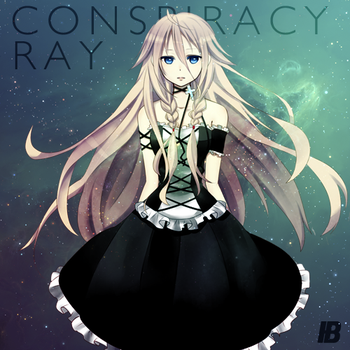 [CD Cover] Ray - Conspiracy by AleatoryR
