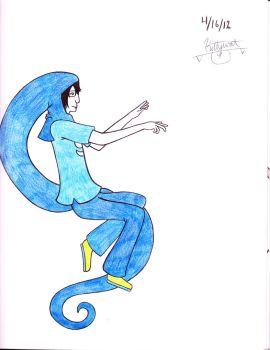 John Egbert by kittywat