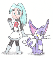 -PKMN- Alexis and Misty by FK-Central