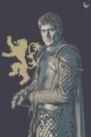 Jaime Lannister by kyouzins