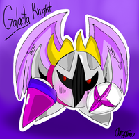 Galacta Knight is Number 1 by GalactaKirbyKnight