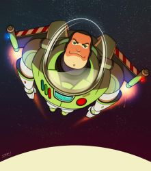 Buzz by pacman23