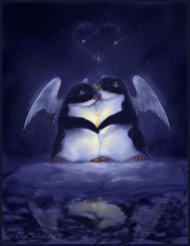 Penguin Dreams by liiga