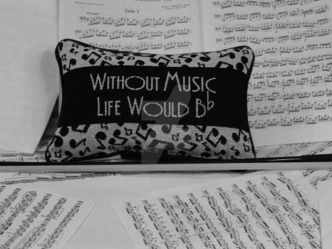Without Music... by TamperdSoul