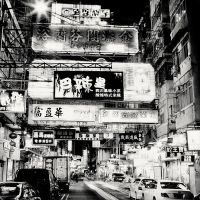 City of Neon Lights by xMEGALOPOLISx