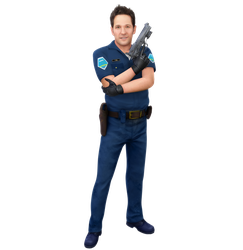 Tom The Cop Render by Nibroc-Rock