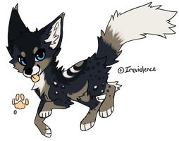 Canine Adoptable .:Taken:. by Okoe