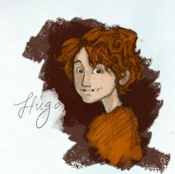 dh spoiler- hugo by HILLYMINNE