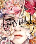 Hyde birthday 2014 by Charlotte-Exotique
