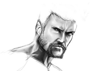 work in progress on Wolverine by KevinG-art