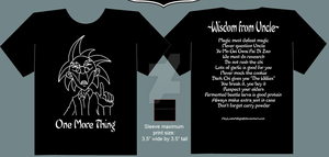 Jackie Chan Adventures ONE MORE THING shirt by HeyLookASign