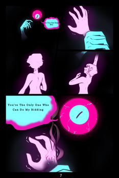 Death Puppet Page 7 by Syndrops