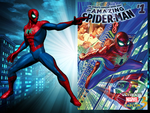 All-New, Amazing Spider-Man for UMvC3 by Fewtch